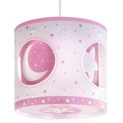 Dalber 63234S - Dziecięca lampa wisząca MOON LIGHT 1xE27/60W/230V, 63234S