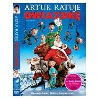 Artur ratuje gwiazdkę (DVD) - Sarah Smith
