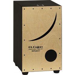 elcajon ec-10 hybrydowy cajon z elektroniką wyprodukowany przez Roland