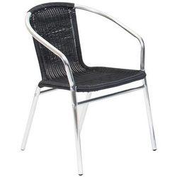 Krzesło ogrodowe z aluminiową ramą, towar z kategorii: Krzesła ogrodowe