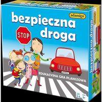 Bezpieczna droga Edukacyjna gra planszowa (5902410006960)
