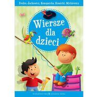 WIERSZE DLA DZIECI N.OKŁADKA TW/ZS (2013)