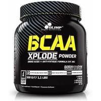 Olimp BCAA Xplode powder 500g truskawka