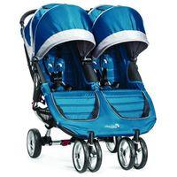 Wózek BABY JOGGER City Mini Double Teal/Gray + DARMOWY TRANSPORT!