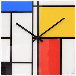 Zegar ścienny  time lines marki Nextime