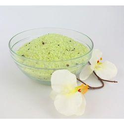 Sól do kąpieli zielona herbata z płatkami na wagę, marki Lavea