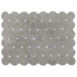 Dywan do prania w pralce: Galleta - Gris/Grey (120x160 cm) z kategorii Dywany dla dzieci