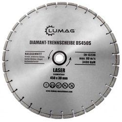 Lumag germany Tarcza diamentowa 450 x 30 mm ds 450s, kategoria: tarcze do cięcia