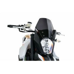 Owiewka PUIG do KTM 990 Supermoto / R (mocno przyciemniana)