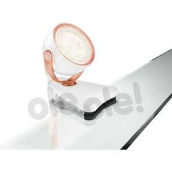 Philips 53231/32/16 - LED Lampa Klip MYLIVING DYNA 1xLED/4W/230V czerwony (8718291488866)