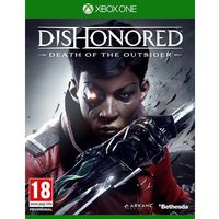 Bethesda Softworks Dishonored: Death of the Outsider / XOne