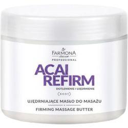 Farmona ACAI REFIRM Ujędrniające masło do ciała z kategorii Kosmetyki do masażu