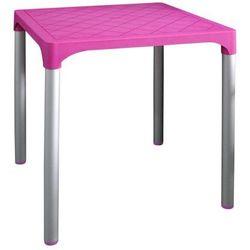 MEGA PLAST stół MP1351 VIVA, różowy