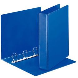 Esselte segregator ofertowy panorama ekonomiczny a4, 4dr/40, grzbiet 65mm, niebieski