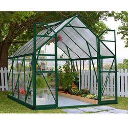 Szklarnia z poliwęglanu Balance Green 2,44 x 2,47 m Palram