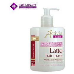 LEO Maska latte 500 ml - produkt z kategorii- Odżywianie włosów