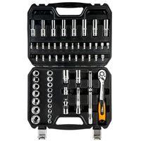 Zestaw kluczy nasadowych NEO 1/2 cala 08-663 (58 elementów) + DARMOWY TRANSPORT!, 08-663