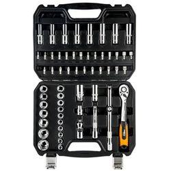Zestaw kluczy nasadowych NEO 1/2 cala 08-663 (58 elementów) + Zamów z DOSTAWĄ JUTRO! + DARMOWY TRAN