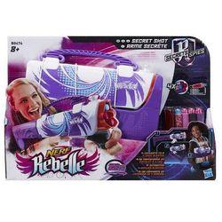 Hasbro Nerf Rebelle - Torebka Tajnej Agentki Fioletowa B0474 - produkt z kategorii- Pozostałe zabawki AGD