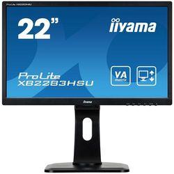 Iiyama XB2283HSU z kategorii [monitory LED]