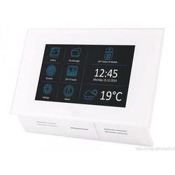 2N IndoorTouch - panel dotykowy naścienny - PoE - biały, 9137865WH