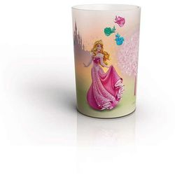 Philips 71711/25/16 - LED Lampa stołowa CANDLES DISNEY SLEEPING BEAUTY LED/0,125W (8718291489900)