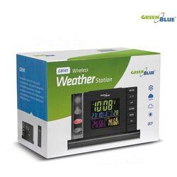 Bezprzewodowa stacja pogodowa GreenBlue GB141 3D
