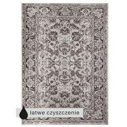 :: dywan tebriz antrasit 160x230cm - szary marki Carpet decor