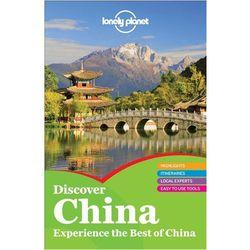 Chiny. Lonely Planet Discover China - b?yskawiczna wysy?ka! (ISBN 9781742202891)