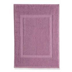 Mata łazienkowa hotelowa (2 szt.) bonprix dymny lila
