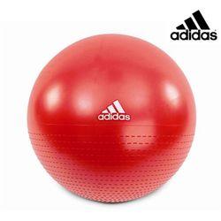 Gimnastyczny piłka adidas 65 cm czerwony - produkt z kategorii- Piłki i skakanki