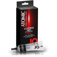 System jo Żel stymulujący łechtaczkę -  clitoral gel atomic 10 cc najmocniejszy