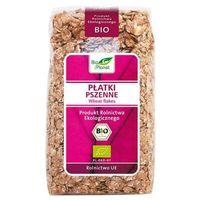 Bio Planet: płatki pszenne BIO - 300 g (płatki, musli, otręby)