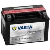 Akumulator motocyklowy Varta YTX9-BS 8Ah 135A