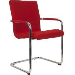 Zuiver Fotel RALLY czerwony 1200103, 1200103