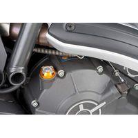 Korek wlewu oleju PUIG do motocykli Honda / Kawasaki / Ducati (złoty)