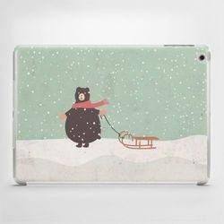 Etui na iPad Air: Snow Bear