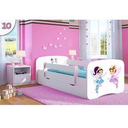 Łóżko dziecięce babydreams tańczące wróżki, kolory negocjuj cenę marki Kocot-meble