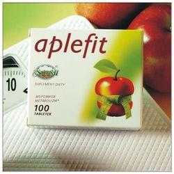 APLEFIT 100tabl - odchudzanie czas zacząć, produkt z kategorii- Pozostałe środki na odchudzanie