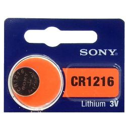 bateria litowa mini Sony CR1216