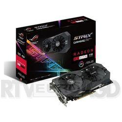 ASUS Radeon ROG Strix RX 470 Gaming 4GB DDR5 256bit - produkt w magazynie - szybka wysyłka! z kategorii Karty