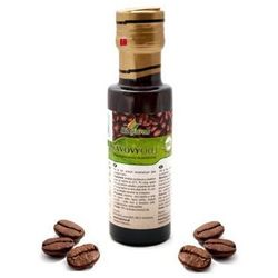Olej kawowy bio 00ml + pompa kosmetycznie, marki 1