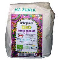 Bio babalscy Mąka na żurek 500g