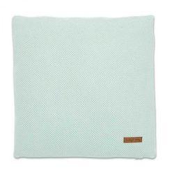 , classic, klasyczna poduszka, 40x40cm, miętowy marki Baby's only