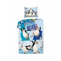 Pościel 1y37p6 marki Pingwiny z madagaskaru