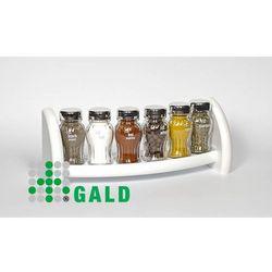 Gald  półka z przyprawami 6-el biały połysk 5901832922001