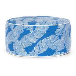Blumfeldt cloudio, stołek, nadmuchiwany, 55 x 28 cm (Ø x wys.), pcw/poliester, niebieski
