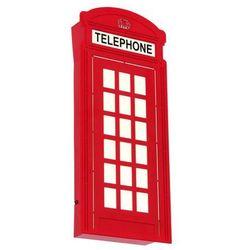 Arlet Budka Telefoniczna Dziecięca Aldex 821S6 25cm czerwony, 821S6