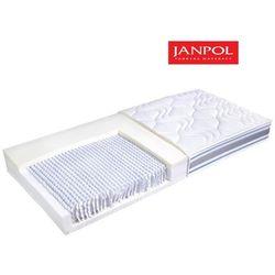 JANPOL REA - materac multipocket, sprężynowy, Rozmiar - 180x200, Pokrowiec - Medicott Silverguard WYPRZEDAŻ