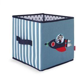 Składane pudło niebieski w małpki penny scallan marki Penny scallan design
